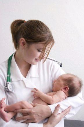 Скрининг новорожденных: виды и сроки проведения