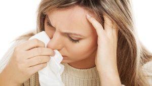 Кровь из носа при беременности: причины и лечение