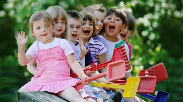 Особенности общения детей дошкольного возраста
