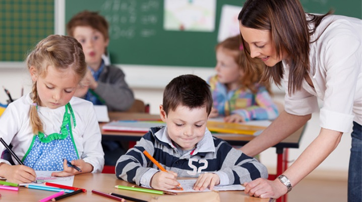 Работа с трудными детьми в начальной школе, с ...