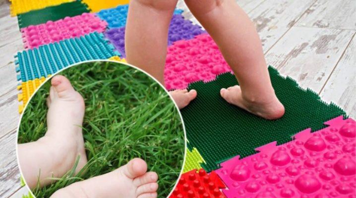Коврики от плоскостопия для детей