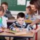 Работа с детьми в начальной школе
